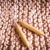 MAXI Throw Blanket - Knitting Kit – Miniature 5