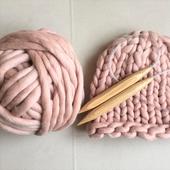 Chunky Hat MAXI - Knitting Kit – Miniature 3