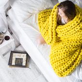 XXL Knit Throw Blanket – Miniature 2
