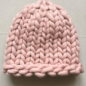Chunky Hat MAXI - Knitting Kit – Miniature 4