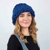 Chunky Hat MAXI PLUS - Knitting Kit – Miniature 4