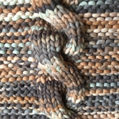Chunky Cable Knit Sweater - High Neck – Miniature 4