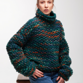 EMERALD Sweater – Miniature 1