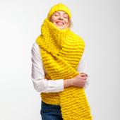 Chunky Knit Beanie №1 – Miniature 8