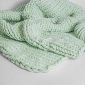 SIMPLY Blanket - Knitting Kit – Miniature 5