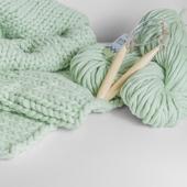 SIMPLY Blanket - Knitting Kit – Miniature 3
