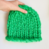 Chunky Hat MAXI - Knitting Kit – Miniature 2
