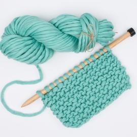 15 mm (US 19) Straight Knitting Needles
