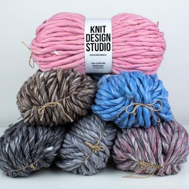giant chunky yarn