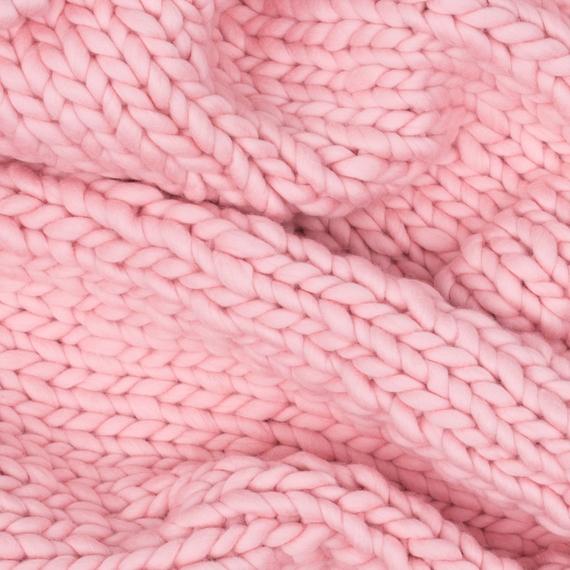 SIMPLY Blanket - Knitting Kit – Photo 6