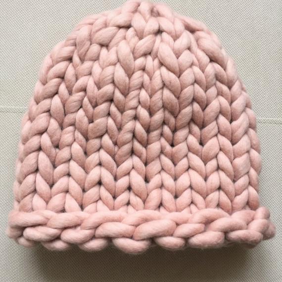 Chunky Hat MAXI - Knitting Kit – Photo 4