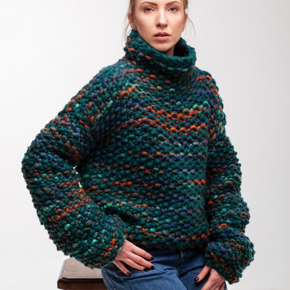 EMERALD Sweater – Photo 1