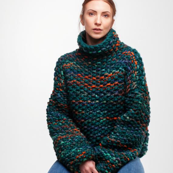 EMERALD Sweater – Photo 4
