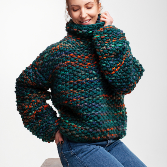 EMERALD Sweater – Photo 3