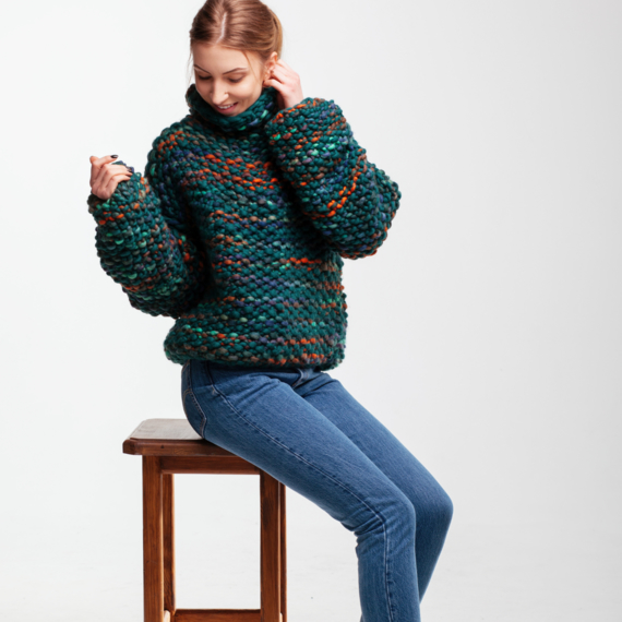 EMERALD Sweater – Photo 2
