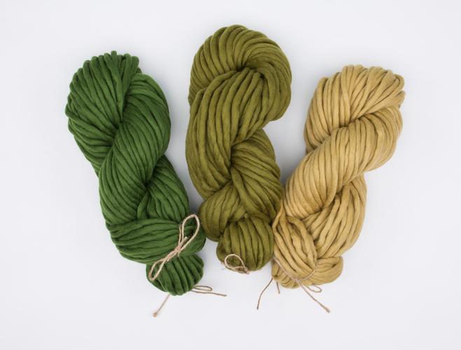 Super bulky yarn MERINO MINI - The Classics Collection - 200g – Photo 5