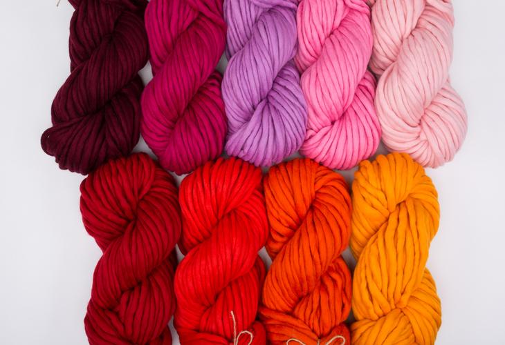 Super bulky yarn MERINO MINI - The Classics Collection - 200g – Photo 8