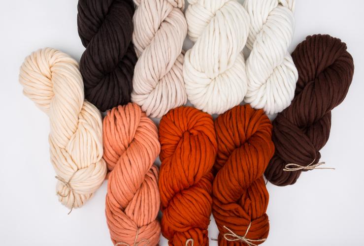 Super bulky yarn MERINO MINI - The Classics Collection - 200g – Photo 4