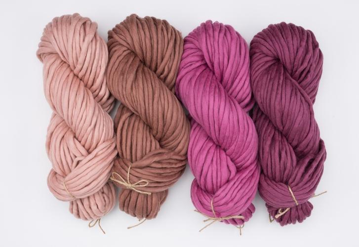 Super bulky yarn MERINO MINI - The Classics Collection - 200g – Photo 9