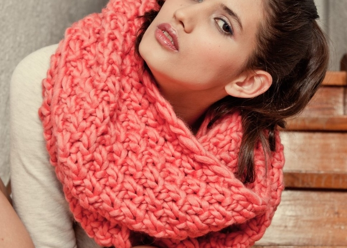 Chunky Peruvian Wool Yarn - THE WOOL - We Are Knitters™ - 200g – Photo 6