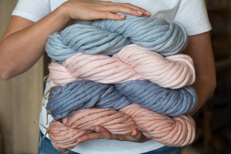 Super bulky yarn MERINO MINI - The Classics Collection - 200g – Photo 2
