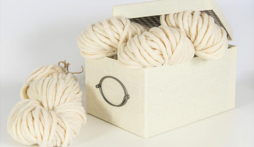 Super bulky yarn MERINO MINI - The Classics Collection - 200g – Photo 3